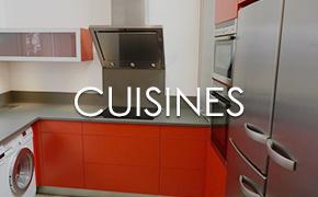 Aménagement menuiserie cuisines Tours 37